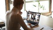 Vorsicht bei der Videokonferenz