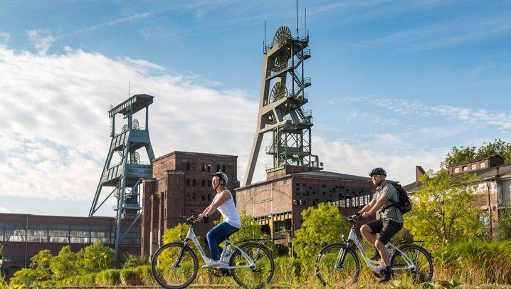 Neue Radtouren durch Nordrhein-Westfalen