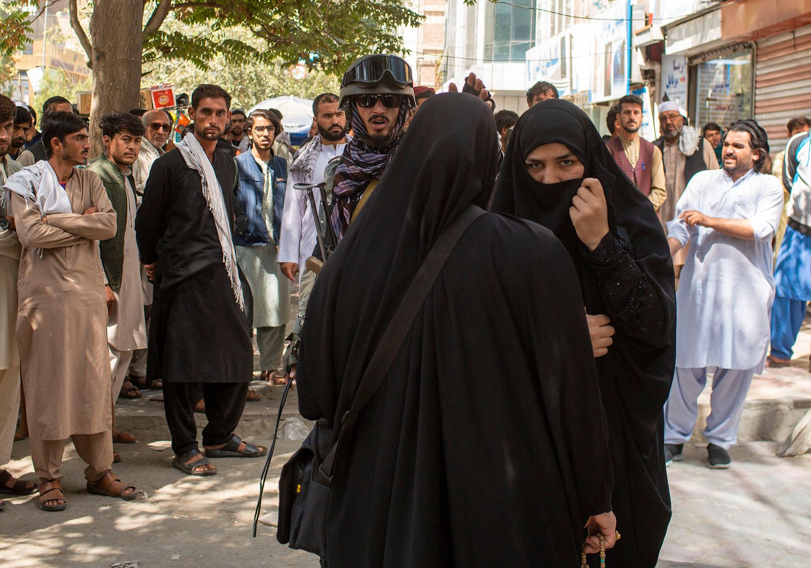Life in Kabul After the Taliban Takeover