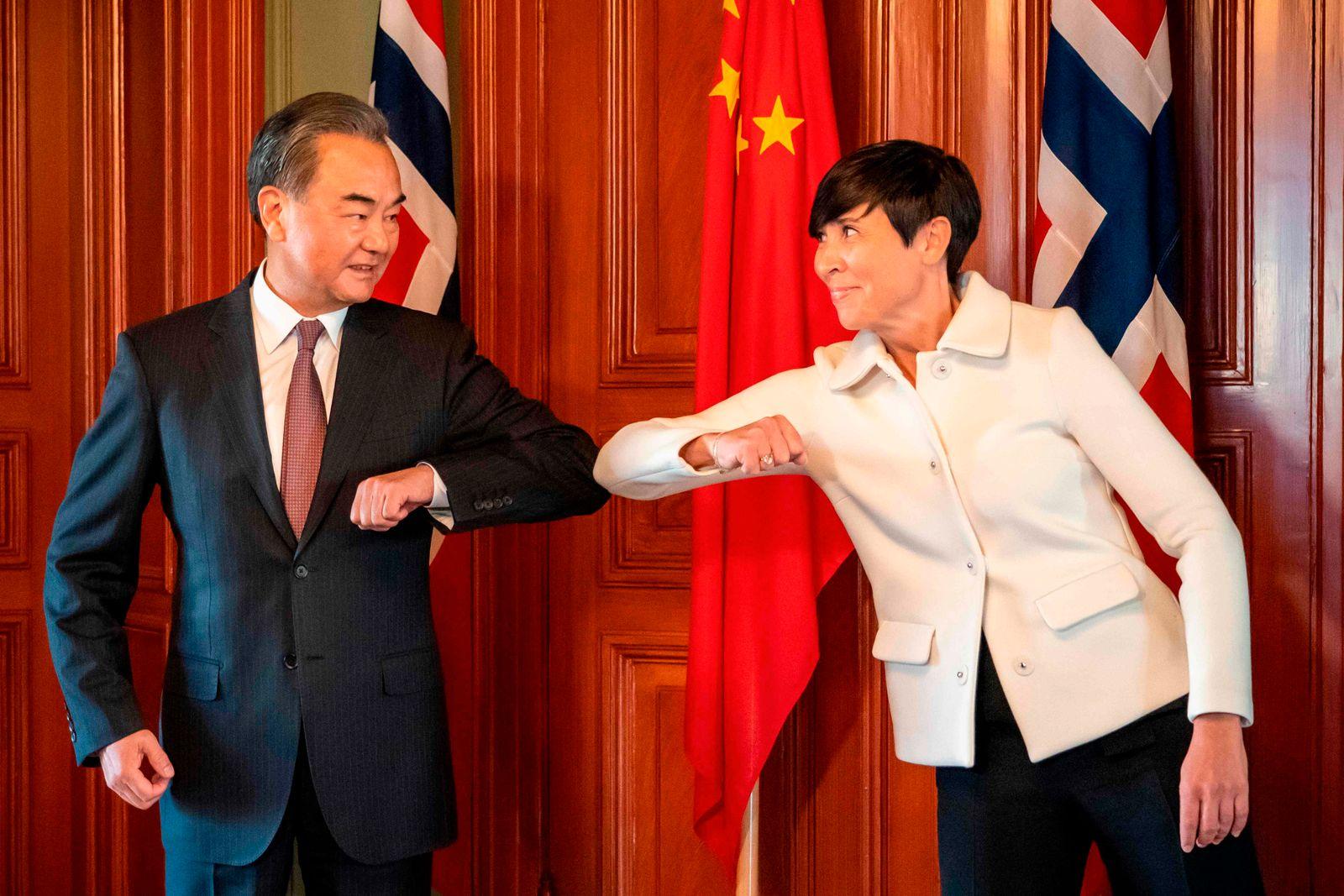 TOPSHOT-NORWAY-CHINA-DIPLOMACY