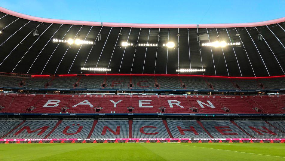 Die Münchner Allianz Arena soll einer von drei Austragungsorten sein