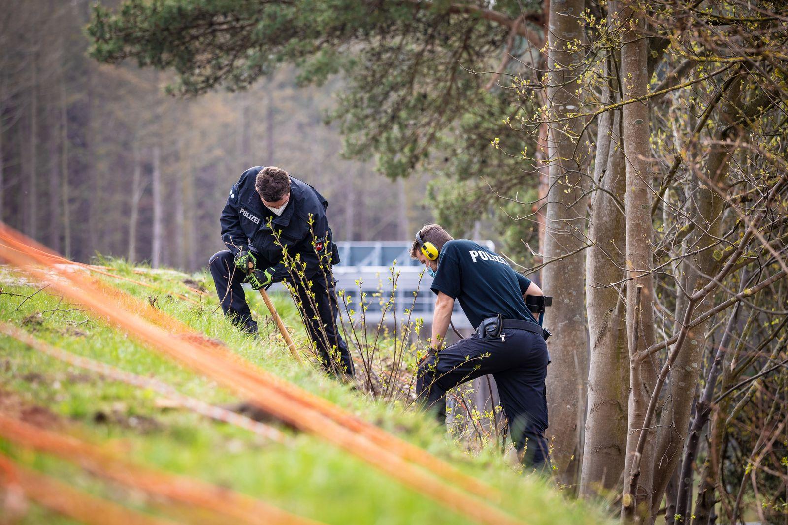 Polizei findet vier Jahre nach Mord mögliche Tatwaffe