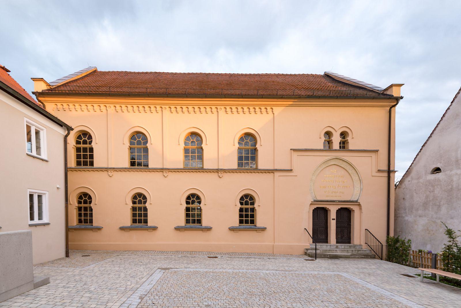Synagoge Hainsfarth