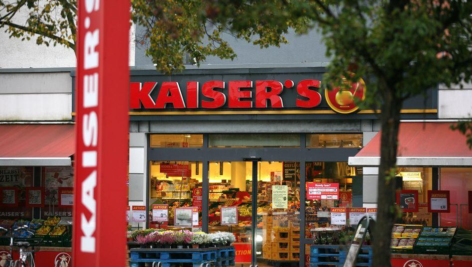 Kaiser's-Supermarkt in Köln
