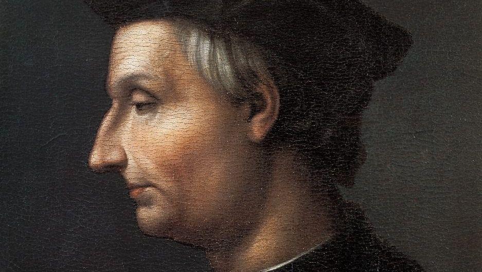 Staatsphilosoph Machiavelli