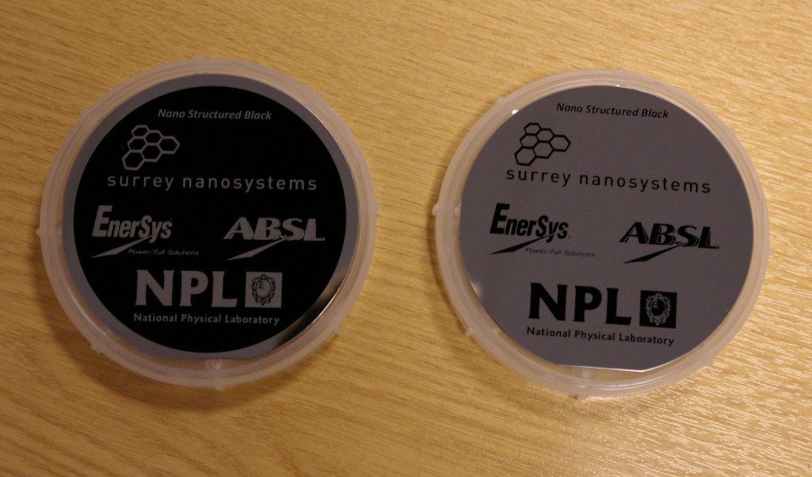 EINMALIGE VERWENDUNG Surrey Nanosystems / Nanotube