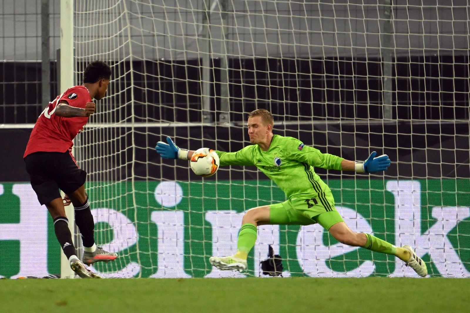 Manchester United - FC Kopenhagen