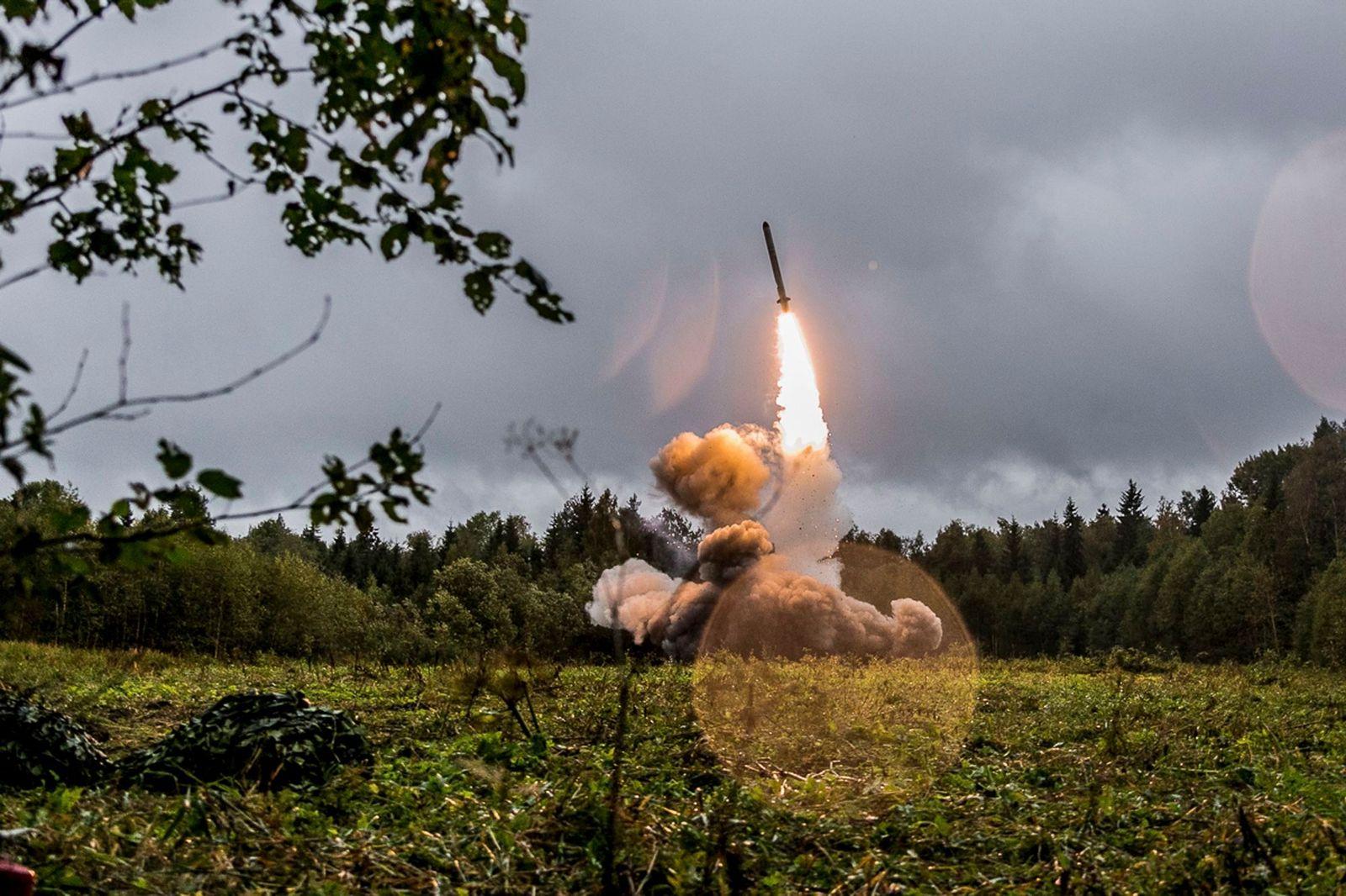 Russland Rakete