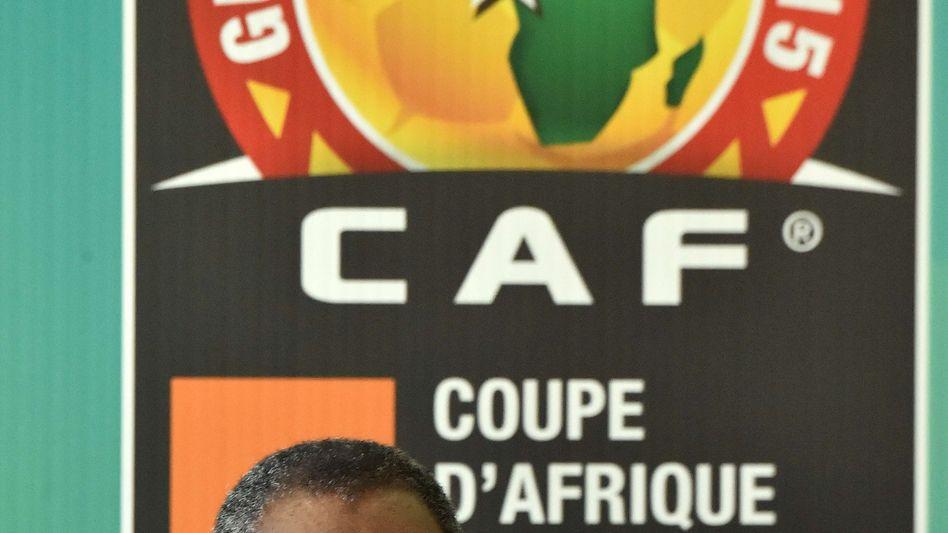 CAF-Präsident Issa Hayatou: Greift nach Marokkos Absage hart durch