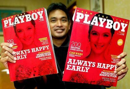 """""""Playboy""""-Verleger Erwin Arnada: Keine Nackedeis, sondern literarische Qualität"""