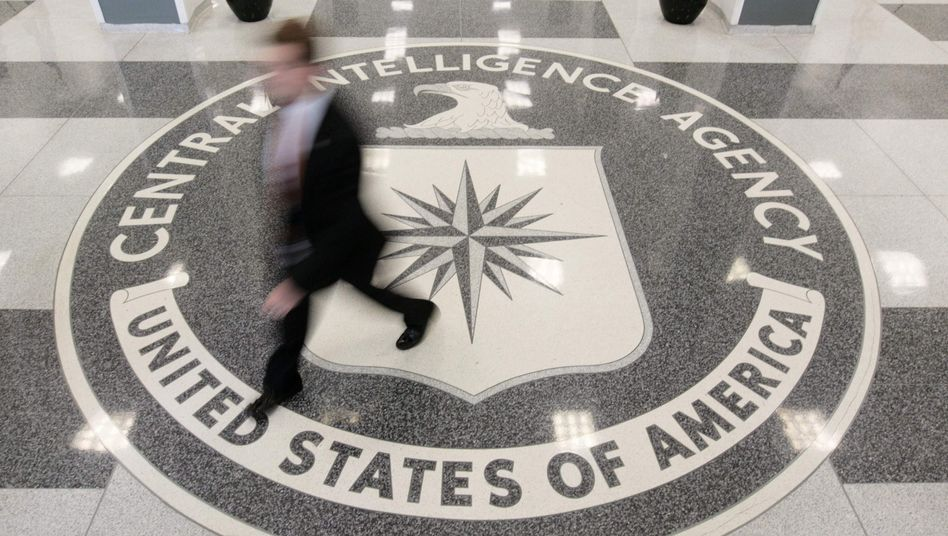 "CIA-Hauptquartier in Virginia (Archiv): Telefonate ""direkt nach USA geroutet"""