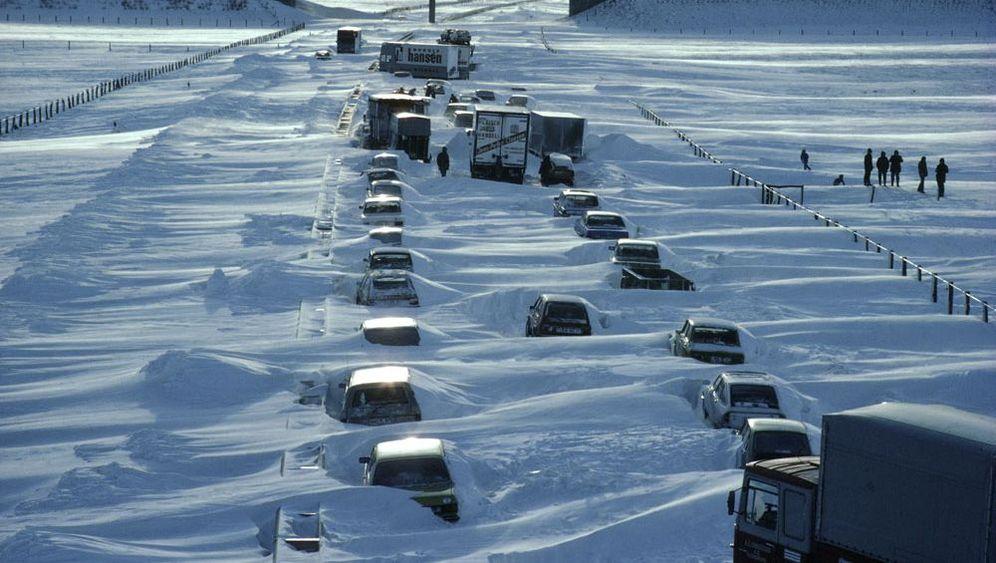 Schneekatastrophe 1978: Gefangen im Reich aus Eis und Schnee