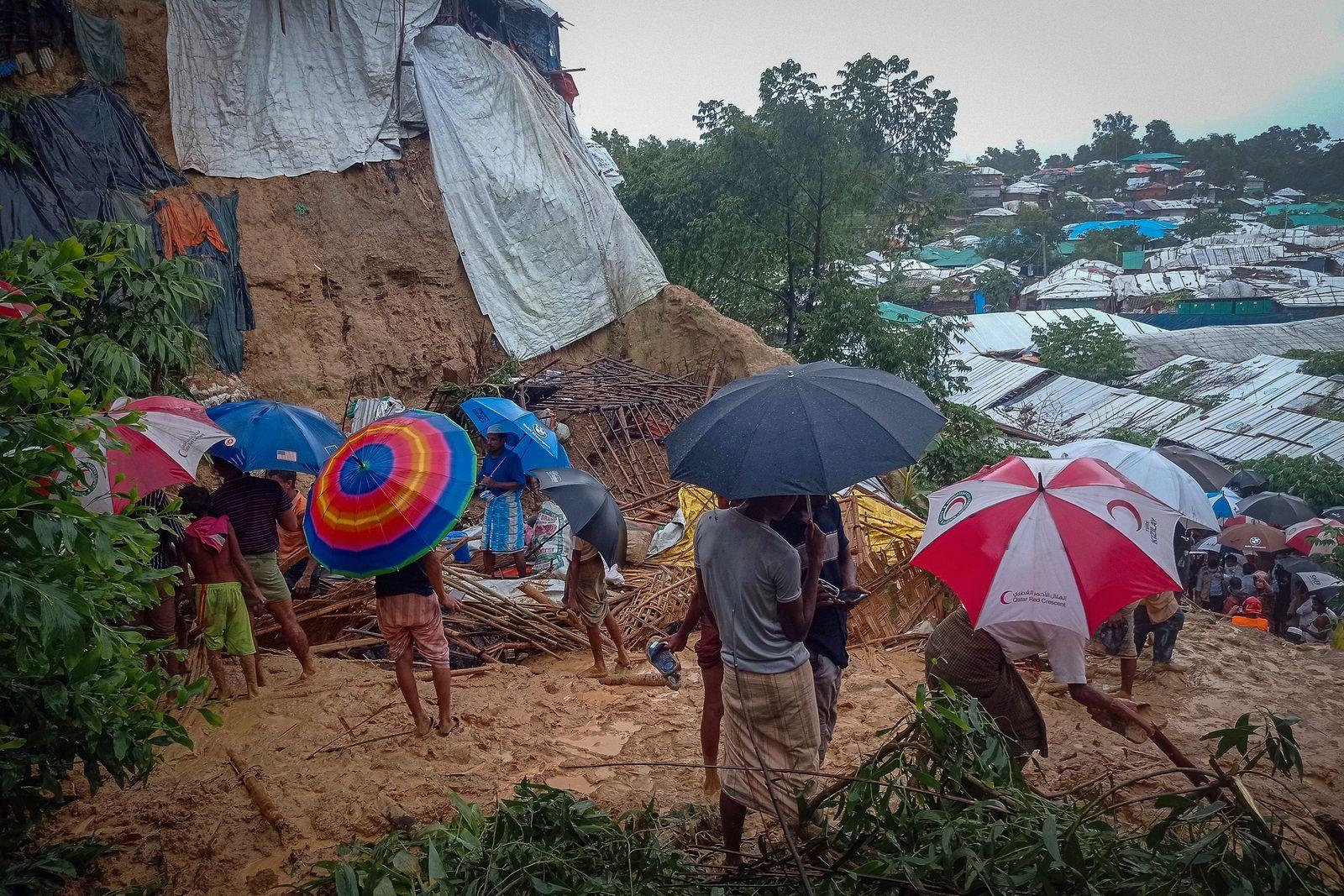 BANGLADESH-REFUGEE-ROHINGYA