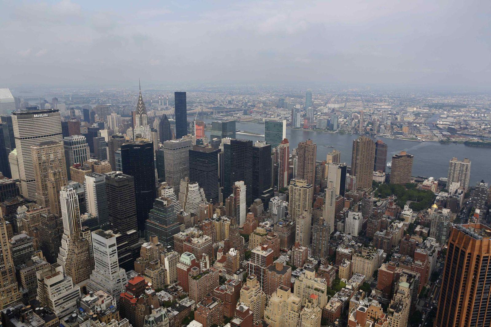 USA Manhattan