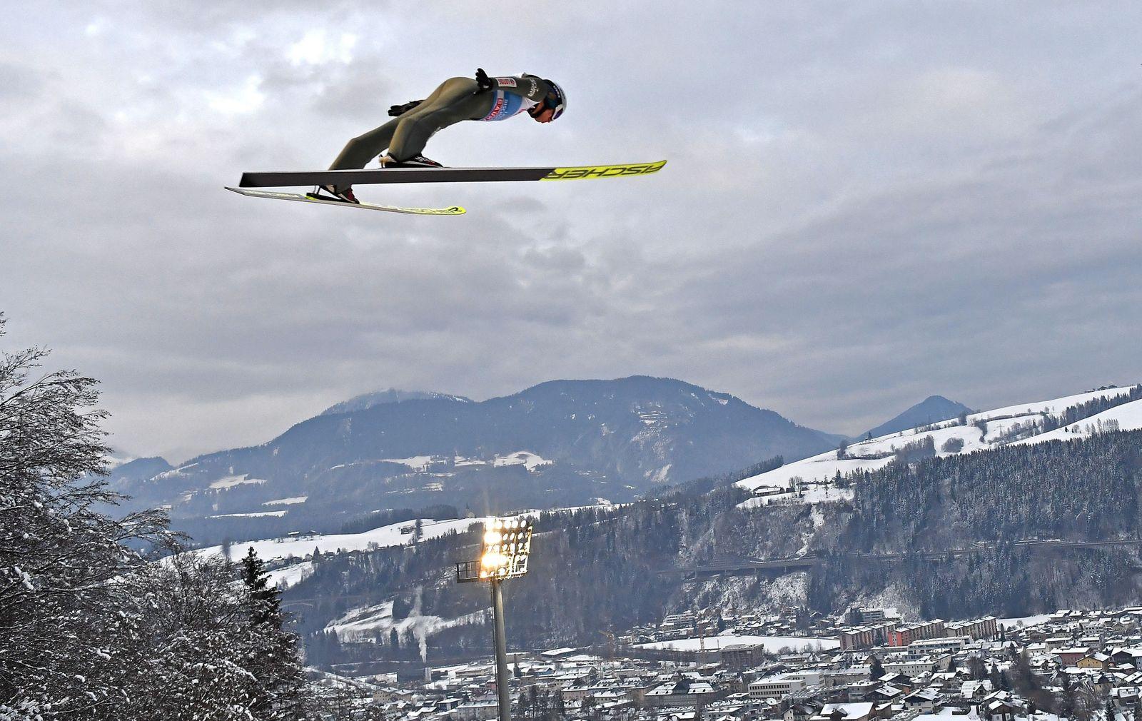 69th Four Hills Tournament, Bischofshofen, Austria - 06 Jan 2021