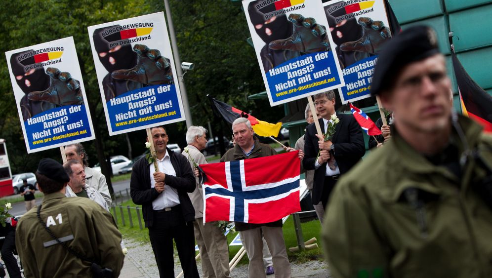 Photo Gallery: The Right-Wing Populist Response to Norway