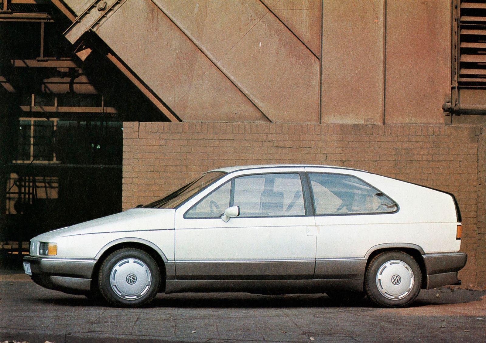 Volkswagen Auto 2000 / 1981