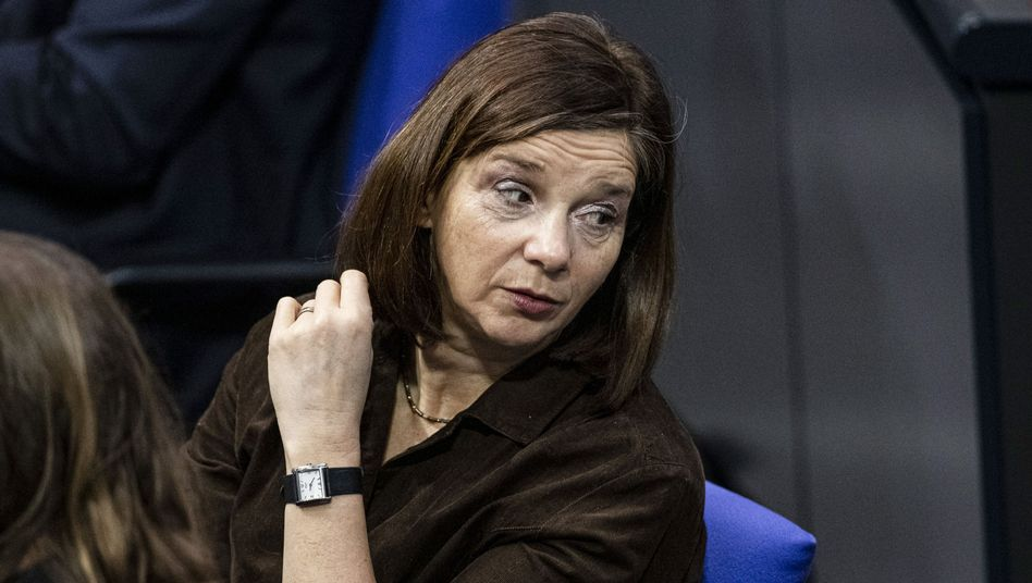 Katrin Göring-Eckardt will Paketdienste bestrafen, wenn sie nicht ordentlich arbeiten