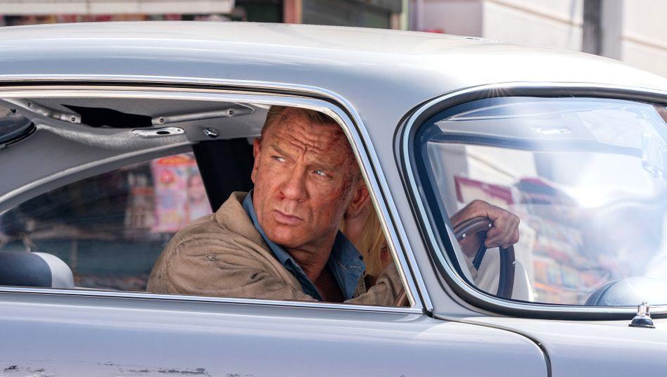 Wo wird der neue James-Bond-Film mit Daniel Craig zu sehen sein?