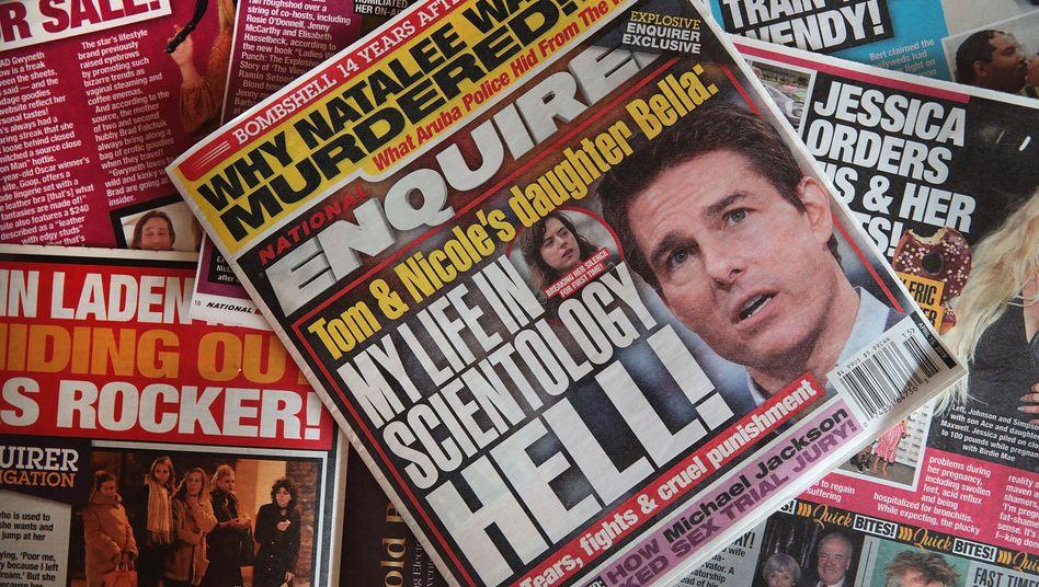 """""""National Enquirer"""""""