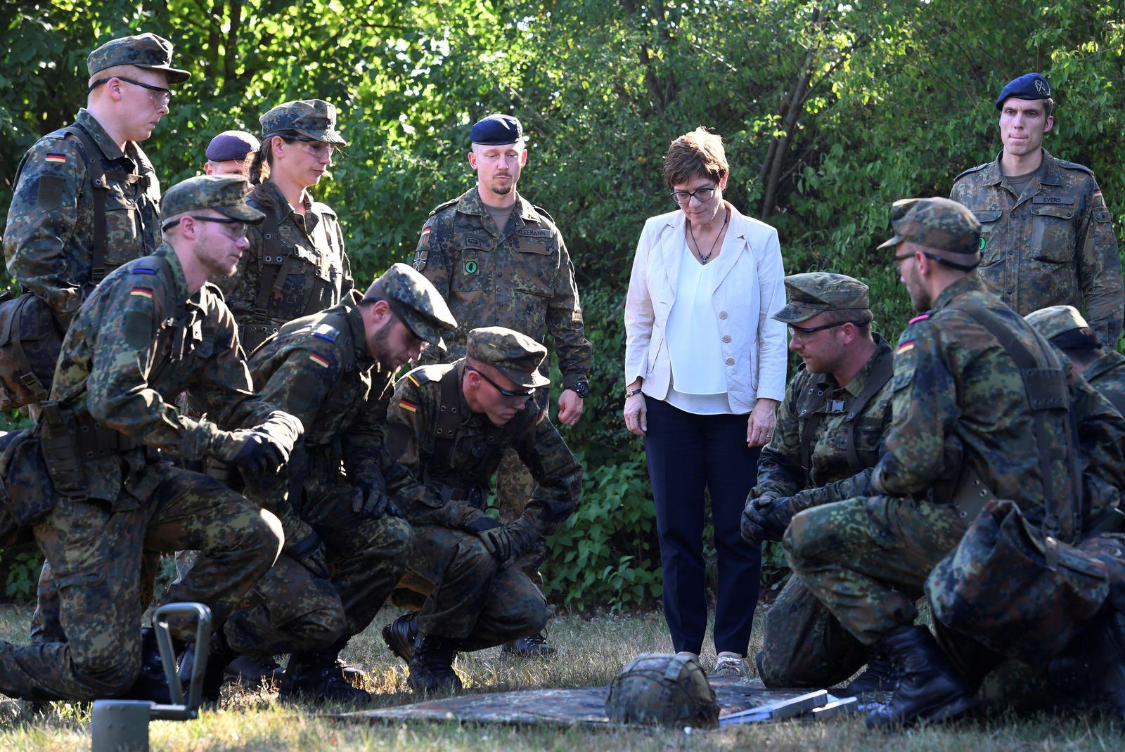 GERMANY-NATO/USA