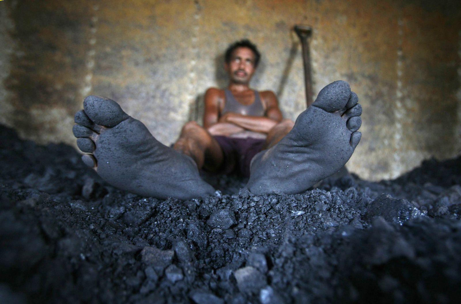 BdT Indien/ Kohlearbeiter