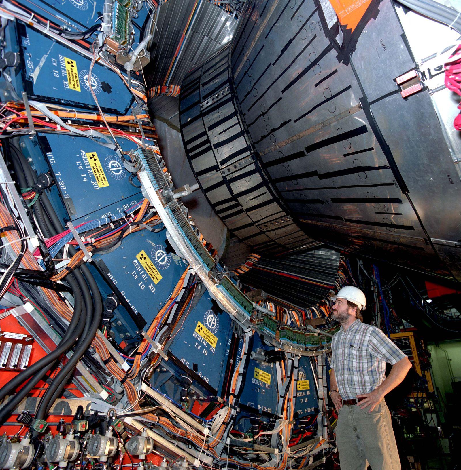 Fermilab/ CDF Detector