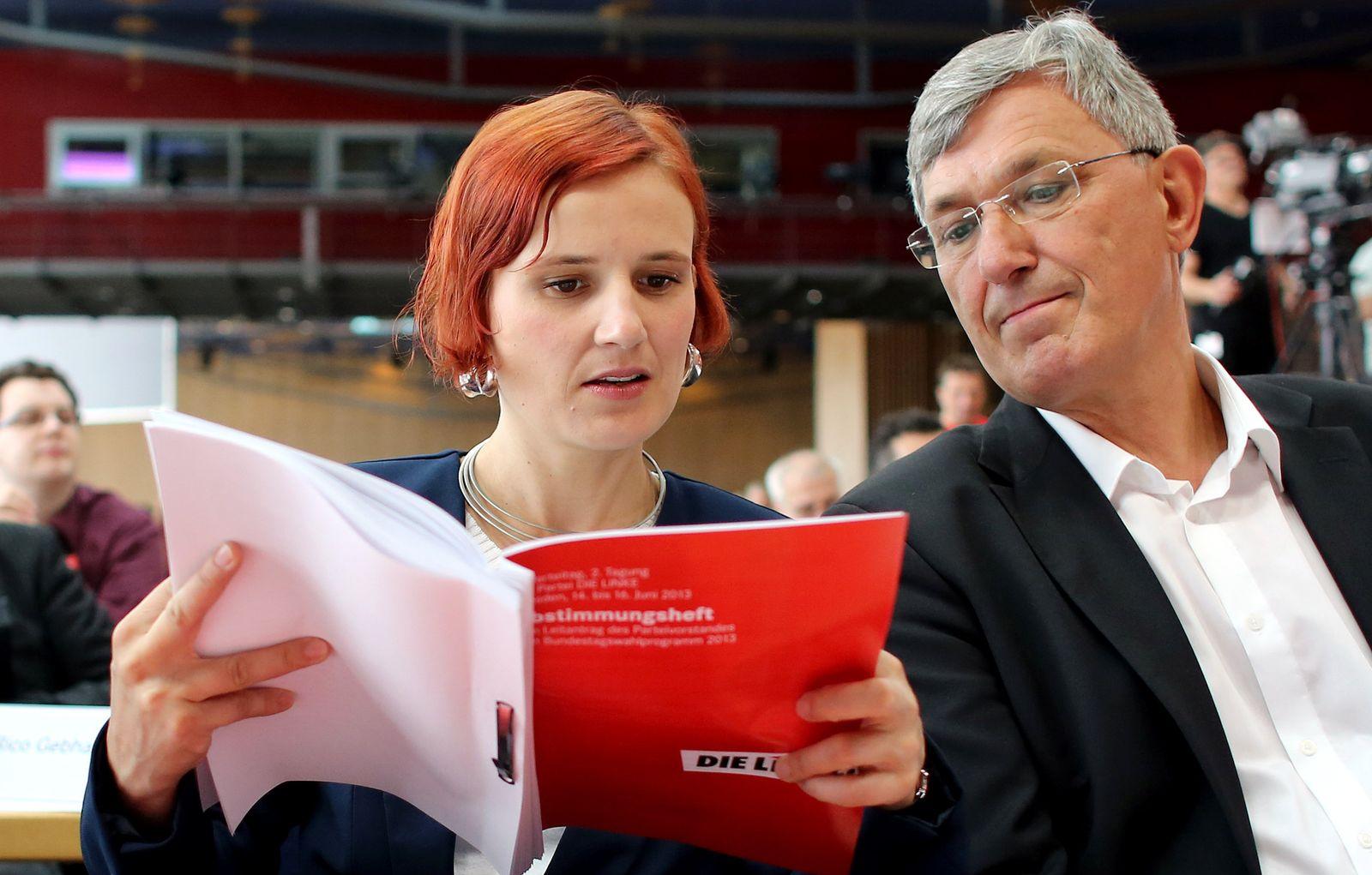 Bundesparteitag / Die Linke