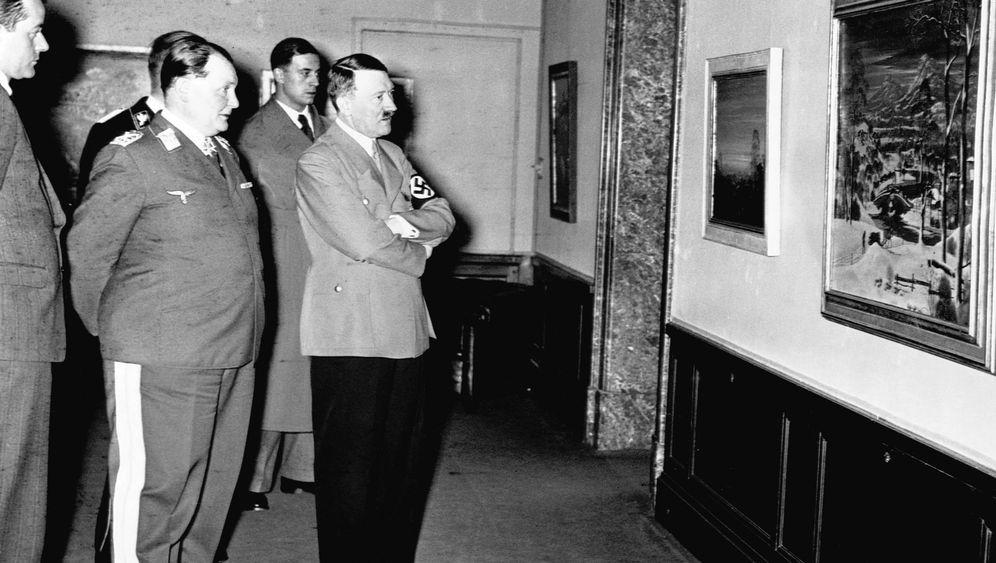 Behörden entdecken Kunstschatz: Meisterwerke aus dem Nazi-Fundus