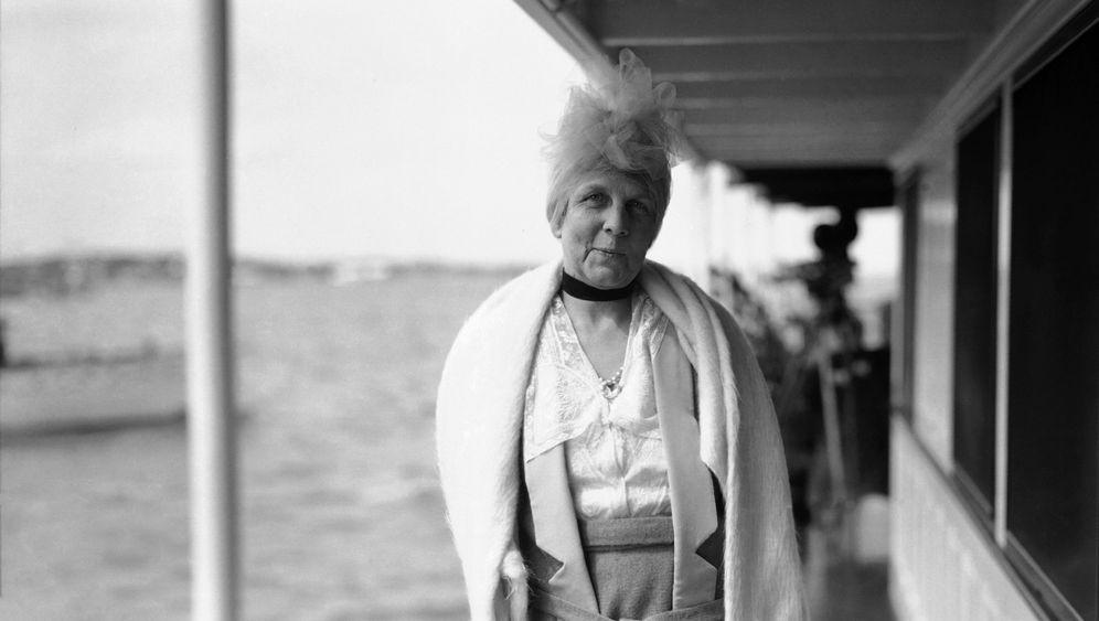 First Lady Florence Harding: Präsidentin der Vereinigten Staaten