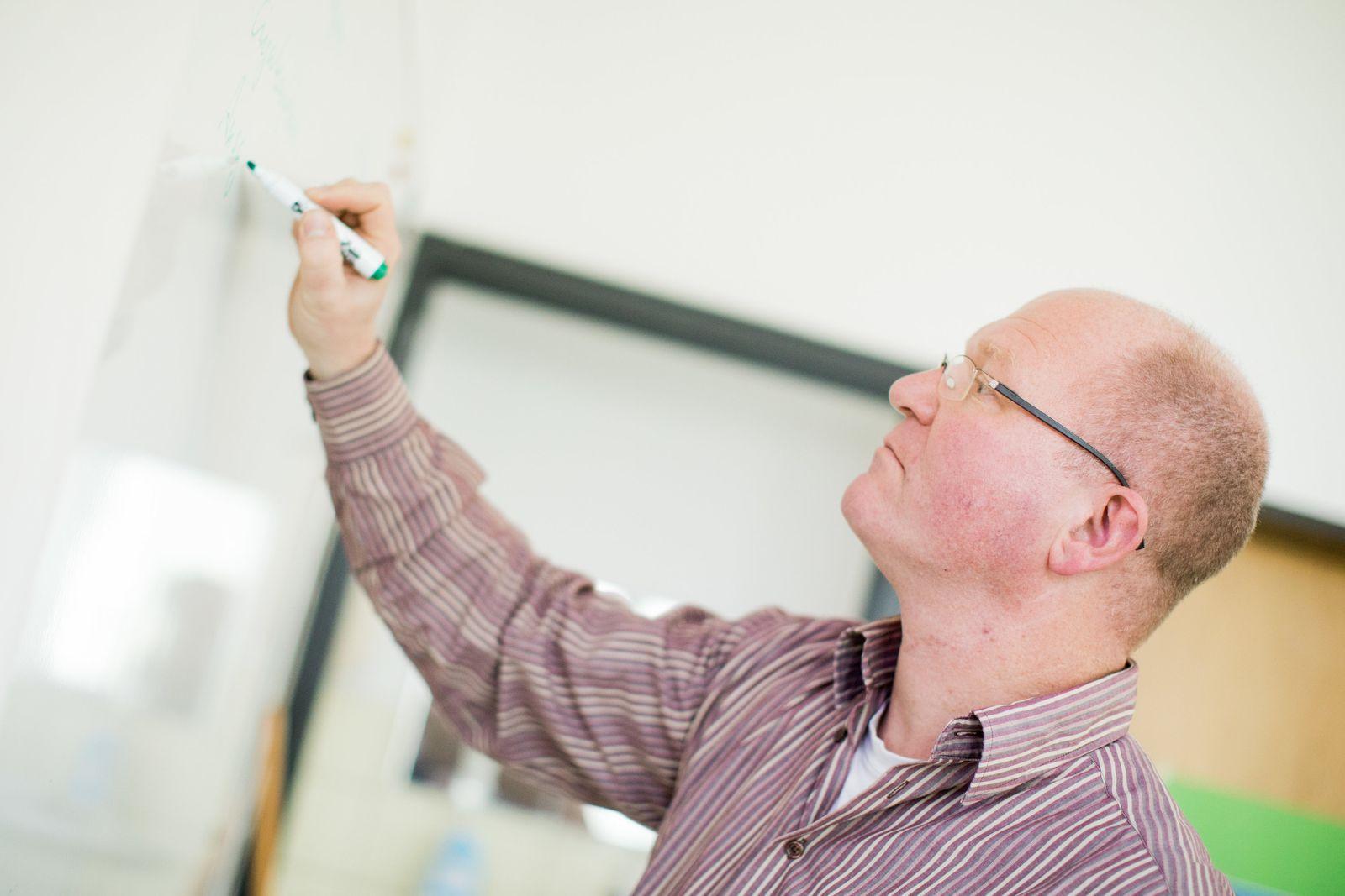 Seiteneinsteiger als Lehrer