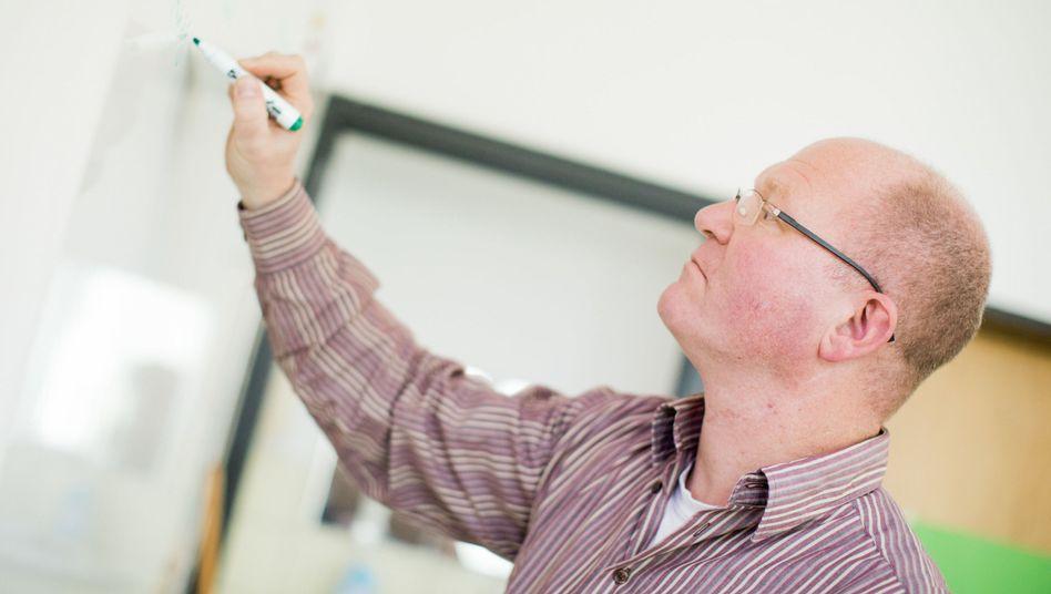 Lehrer in Nordrhein-Westfalen
