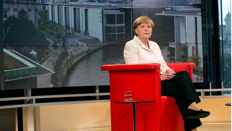CDU-Chefin Merkel: Schwenk in Sachen Einwanderungsgesetz