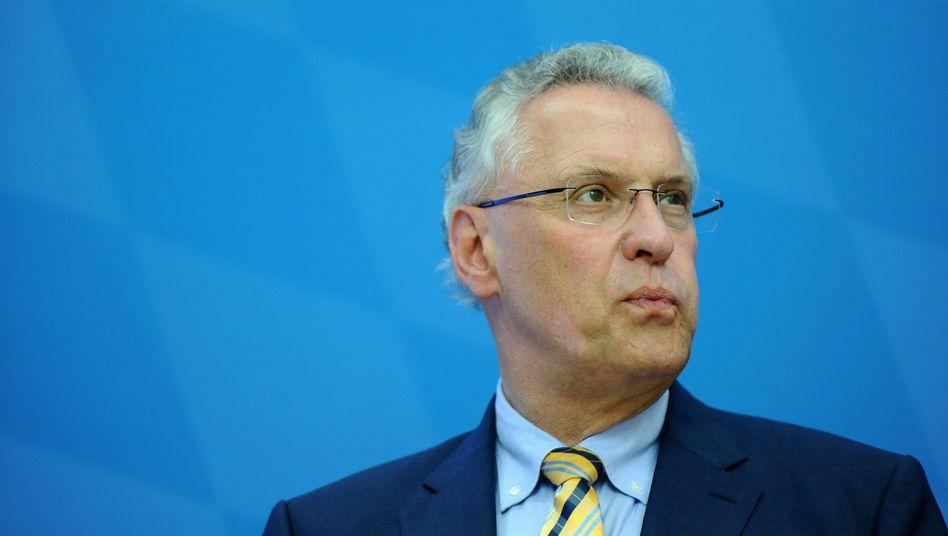 Joachim Herrmann (CSU), bayerischer Innenminister: Abgrund an Gedankenlosigkeit