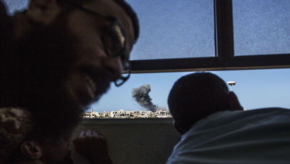 Libyen: Kampf um den IS-Brückenkopf in Sirt