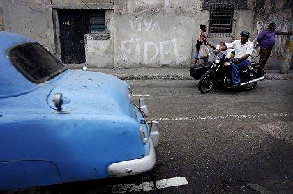 As Fidel Castro retires Cuba is left with an uncertain economic future.