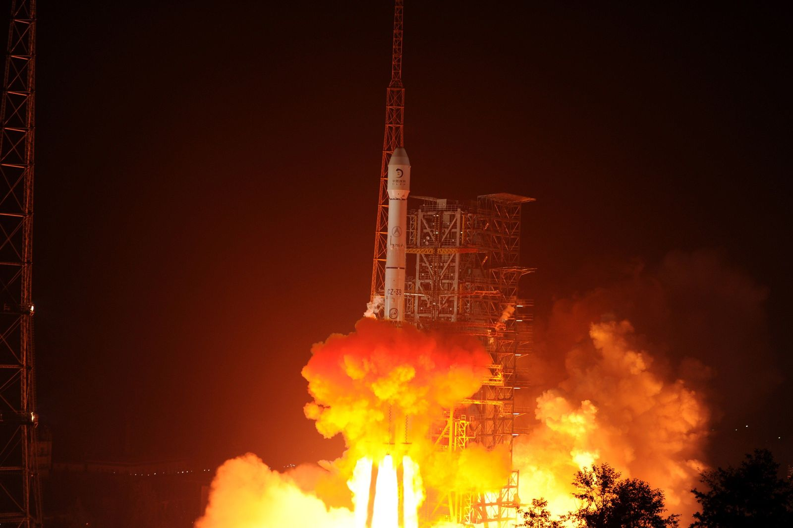 China/ Change Rakete