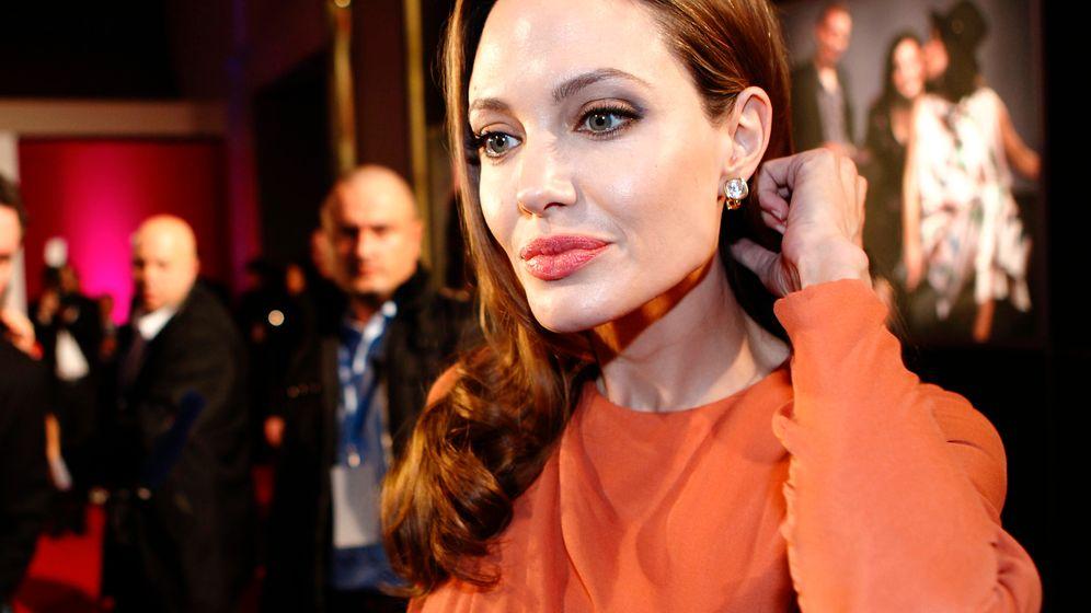 Belgrad: Zwölf Zuschauer wollen Angelina Jolies Film sehen