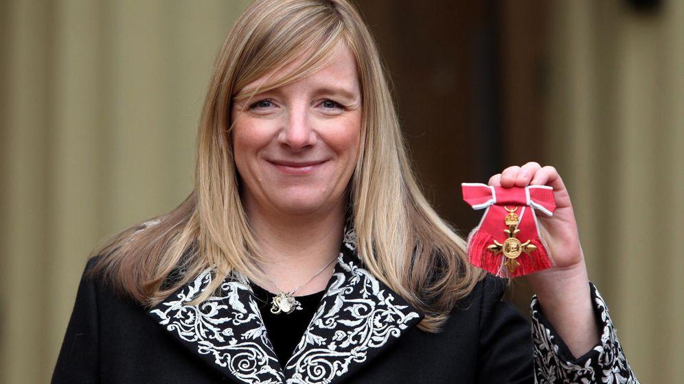 Britische Designerin: Ritterwürden für Burton