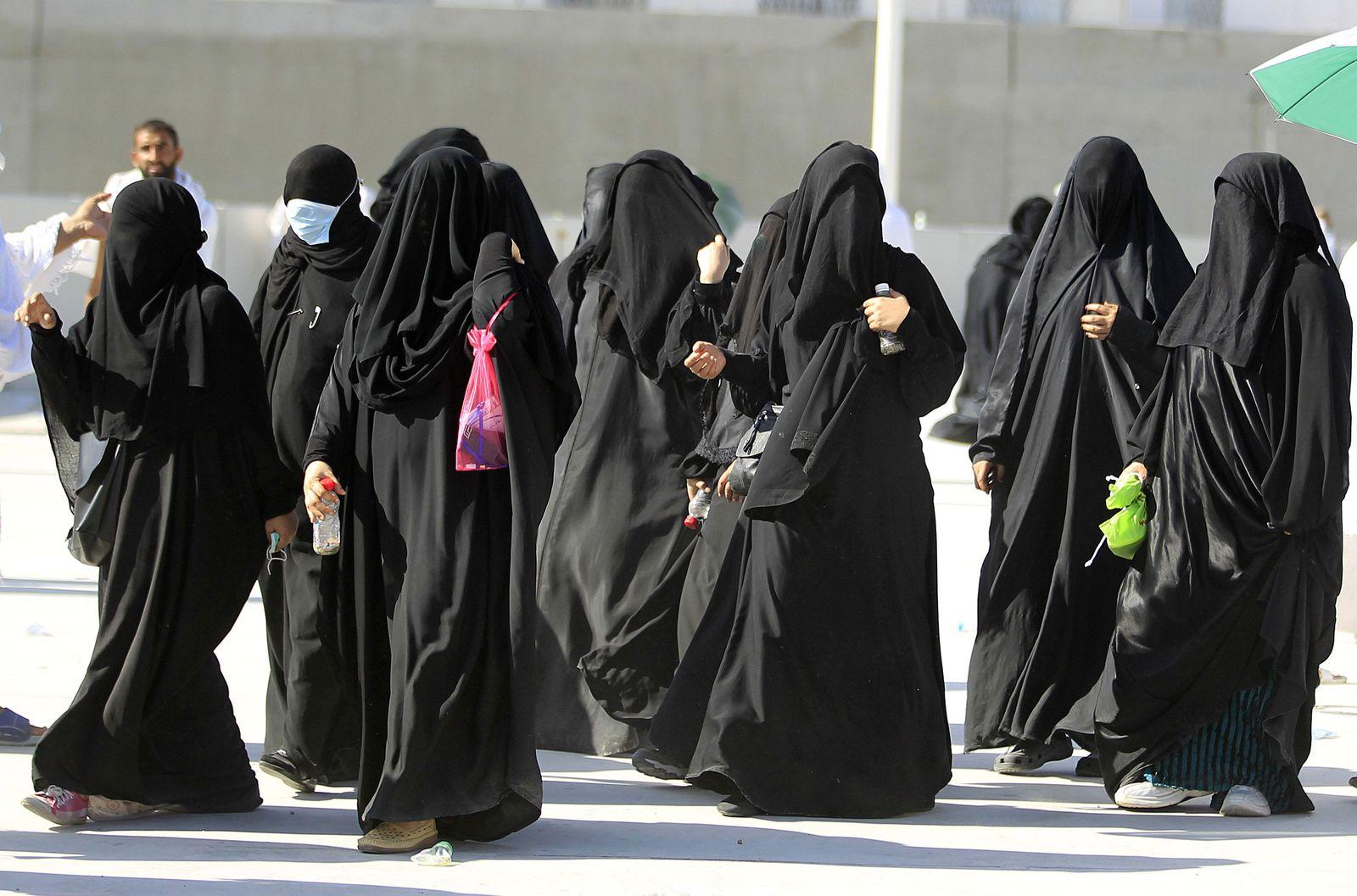 Saudi Arabien / Frauen
