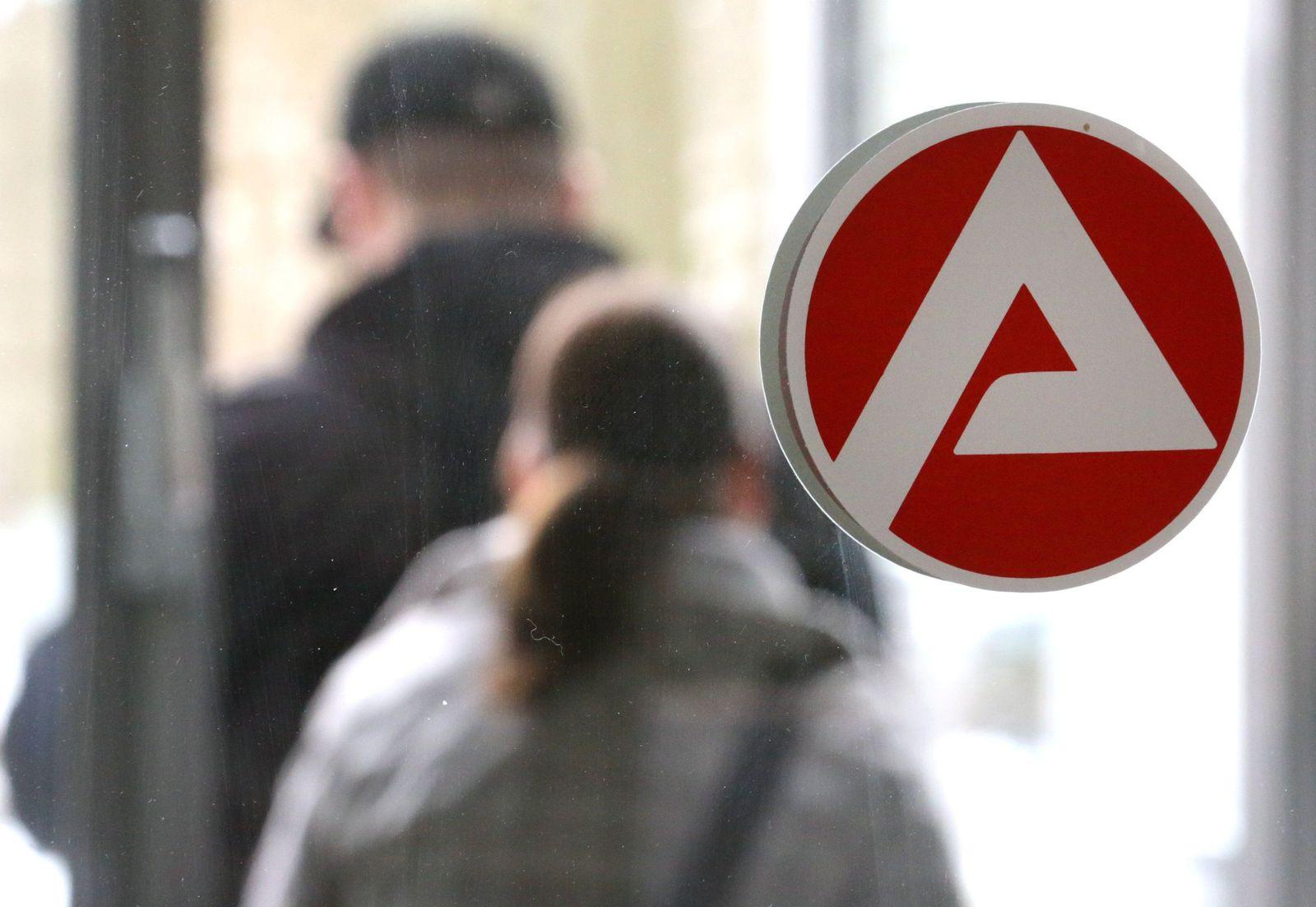 Bundesagentur fuer Arbeit / Arbeitsamt / Arbeitsmarkt