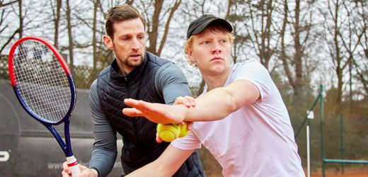RTL-Film über Boris Becker: Bruno Alexander spielt Tennis-Legende in »Der Spieler«