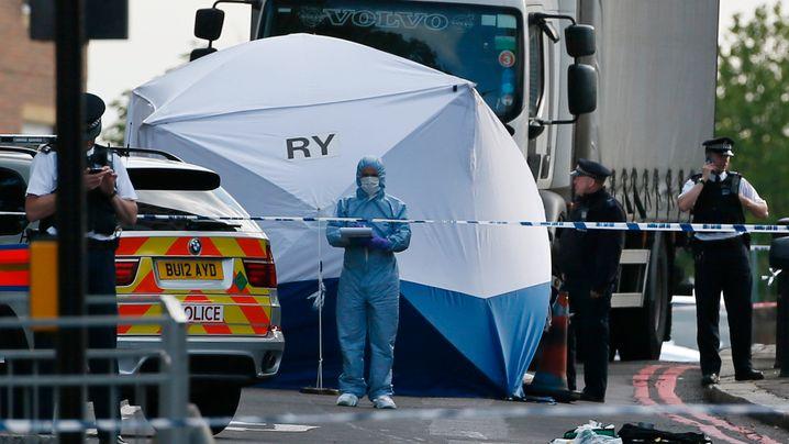 Terror von London: Attentat im Herzen Großbritanniens