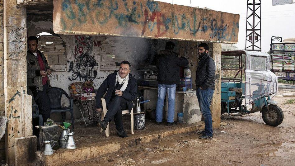 SPIEGEL-Korrespondent Reuter unterwegs in Syrien