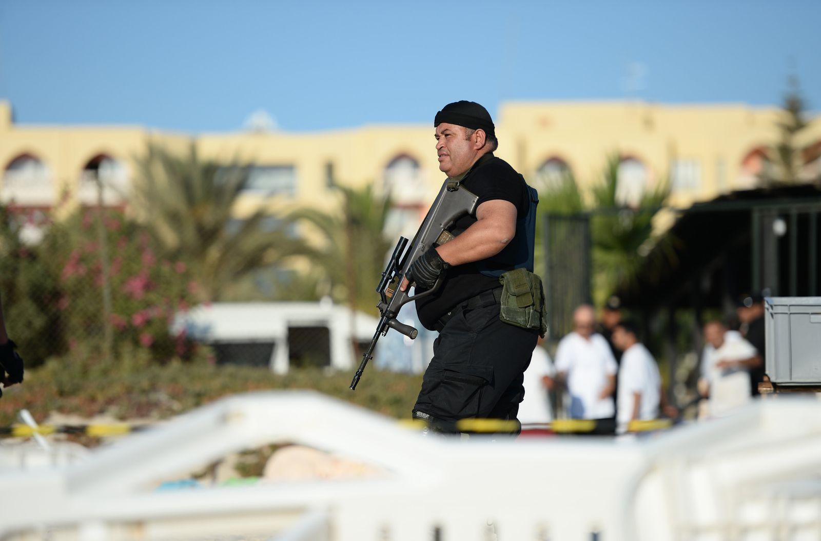 Angriff auf Touristenhotel in Tunesien