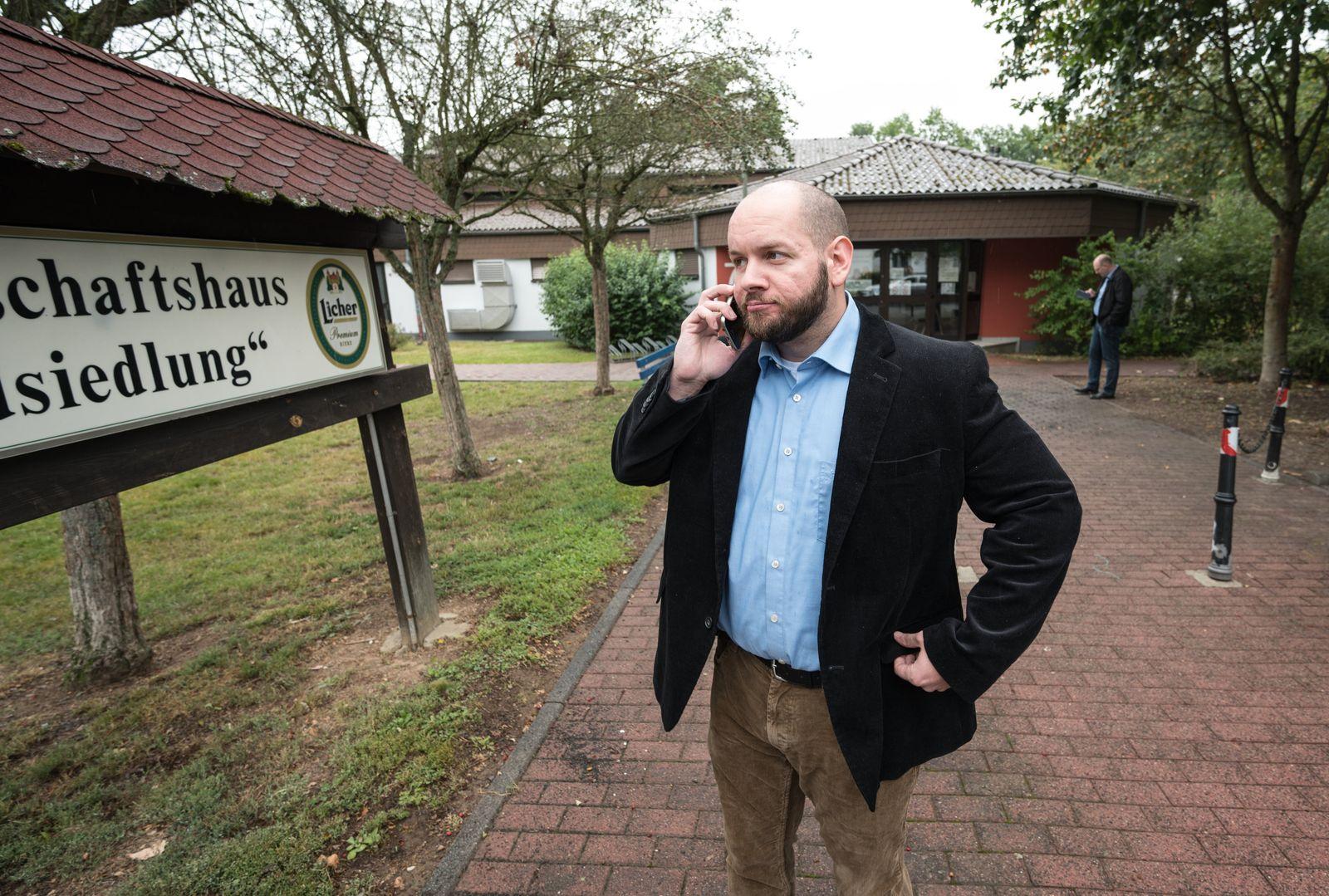 NPD-Funktionär Jagsch zum Ortsvorsteher gewählt