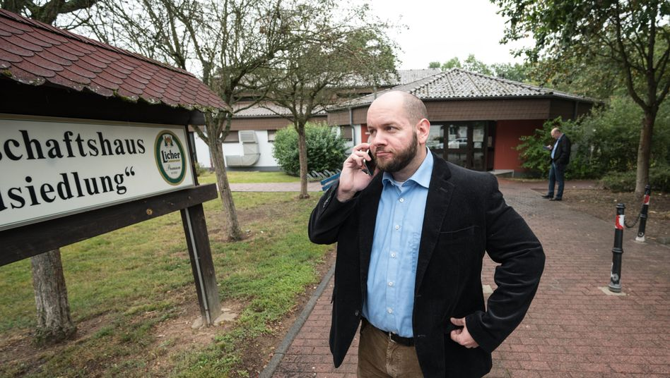 Hessen: Abgewählter NPD-Ortsvorsteher reicht Klage ein