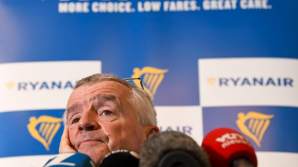Ryanair-Chef Michael O'Leary: »Ich hasse Urlaub«