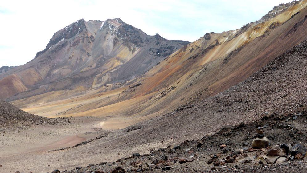 Chachani in Peru: Der angeblich leichteste Sechstausender der Welt