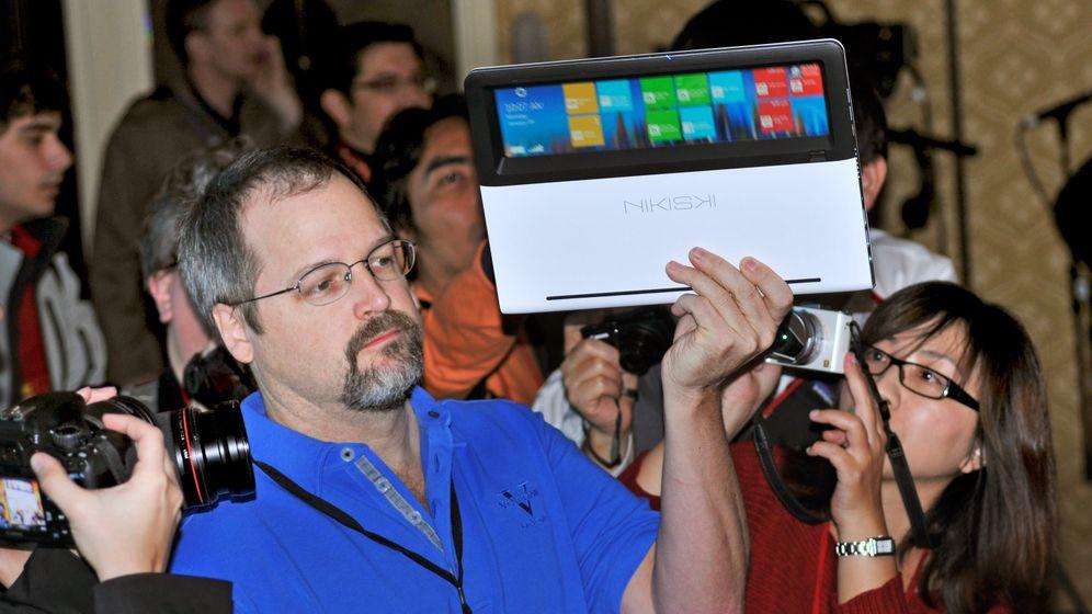 Tablet-Rechner: So stellt sich Intel neue Ultrabooks vor